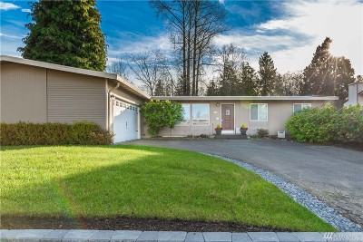 Lynnwood Single Family Home For Sale: 1616 153rd St SW
