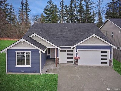 Bonney Lake Single Family Home For Sale: 7800 Connells Prairie Rd E