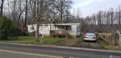 Shelton WA Single Family Home For Sale: $80,000