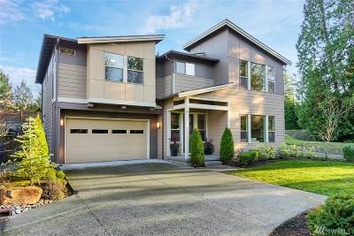 Kirkland Single Family Home For Sale: 10301 Slater Ave NE