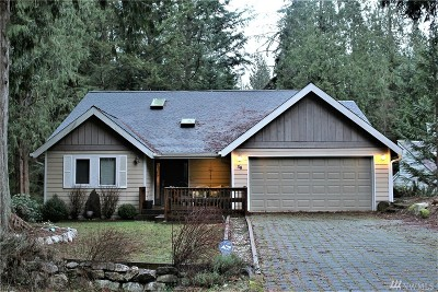 Bellingham WA Single Family Home For Sale: $390,000
