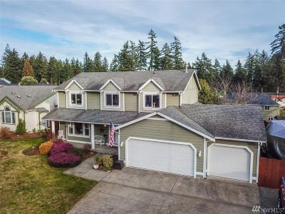 Bonney Lake Single Family Home For Sale: 8206 183rd Ave E