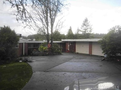 Gig Harbor Single Family Home For Sale: 4610 Birch Tree Lane NW