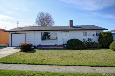 Anacortes Single Family Home For Sale: 2804 M St