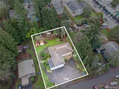 Seattle Single Family Home For Sale: 123 NE 94th St