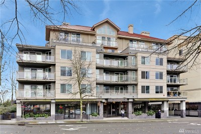 Condo/Townhouse Sold: 11011 NE 12th St #505