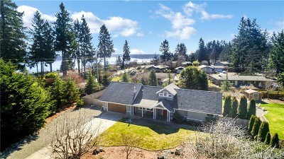 Gig Harbor Single Family Home Pending: 1518 112th St Ct NW