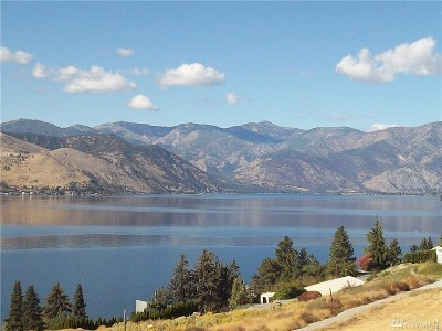 Chelan, Chelan Falls, Entiat, Manson, Brewster, Bridgeport, Orondo Residential Lots & Land For Sale: 150 Paradise Wy