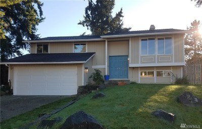 Federal Way Single Family Home For Sale: 2919 SW 330th St