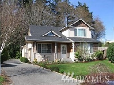 Poulsbo Single Family Home For Sale: 2238 NE Thistle Ct