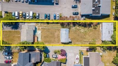 Tukwila Single Family Home For Sale: 4232 S 164th St