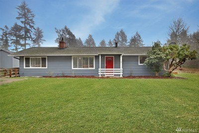 Gig Harbor Single Family Home For Sale: 9713 Wright Bliss Rd NW
