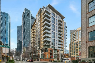 Seattle Condo/Townhouse For Sale: 910 Lenora St #1006