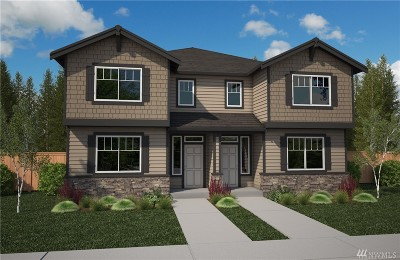 Tacoma Single Family Home For Sale: 1440 E 47th St Lot 3-20