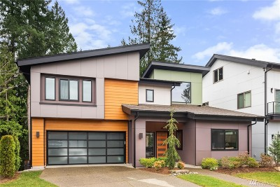 Issaquah Single Family Home For Sale: 1416 14th Place NE