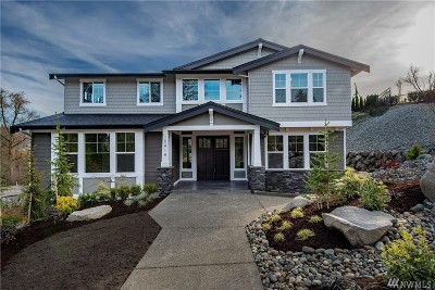 Bothell WA Single Family Home For Sale: $1,585,000