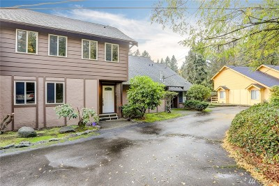 Gig Harbor Single Family Home For Sale: 12812 62nd Ave NW #C-3