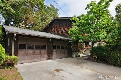 Shoreline Single Family Home For Sale: 504 NE 182 Ct