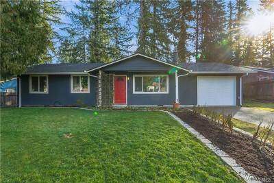 Auburn WA Single Family Home For Sale: $315,000
