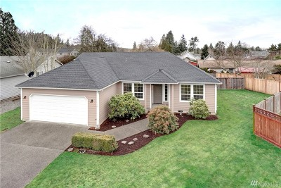 Puyallup Single Family Home For Sale: 1401 9th Av Ct SE