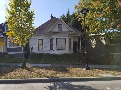 Seattle Single Family Home For Sale: 413 23rd Ave