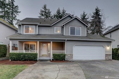 Renton Single Family Home For Sale: 1621 Monroe Ave NE