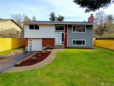 Seattle Single Family Home For Sale: 10818 8th Ave SW