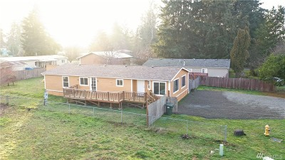 Yelm Single Family Home For Sale: 16511 Mimosa Ct SE