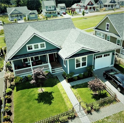 Port Ludlow Single Family Home For Sale: 315 Anchor Lane