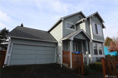 Tacoma Single Family Home For Sale: 5202 E E St