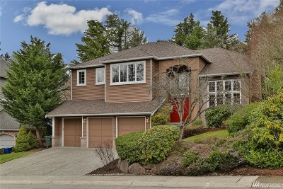 Single Family Home For Sale: 15442 SE 67th St