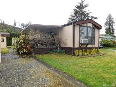 Puyallup Mobile Home For Sale: 8508 144th Ave E #11