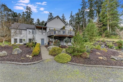 Coupeville Single Family Home For Sale: 366 Denneboom Rd