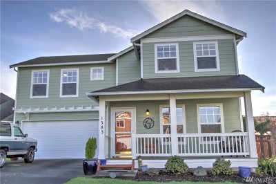 Whatcom County Single Family Home For Sale: 1583 Brookedge Ct