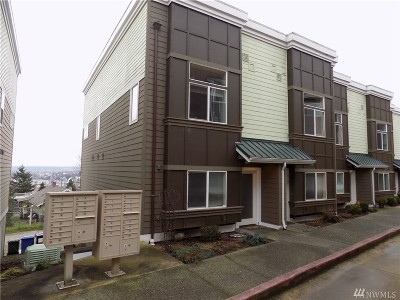 Pierce County Condo/Townhouse For Sale: 616 S 23rd St