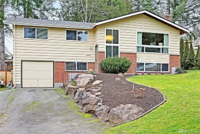 Mountlake Terrace Single Family Home For Sale: 4503 243rd Place SW