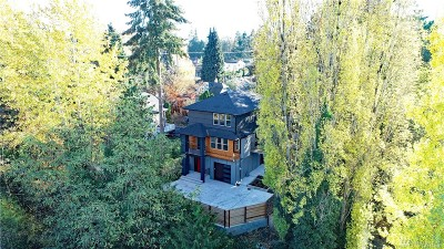 Seattle WA Single Family Home For Sale: $1,000,000