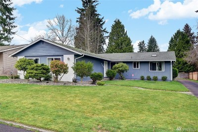 King County Single Family Home For Sale: 8624 NE 138th St