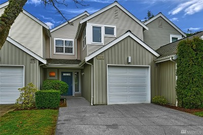 Mukilteo Condo/Townhouse For Sale: 11523 Pine Ct #5