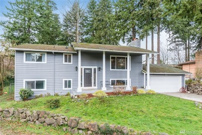 Tacoma Single Family Home For Sale: 7020 Homestead Ct