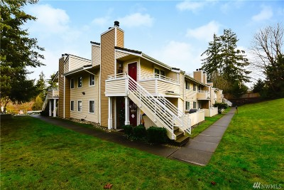 Snohomish County Condo/Townhouse For Sale: 21317 52nd Ave W #F238