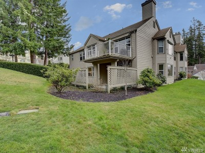 Issaquah Condo/Townhouse For Sale: 4117 221st Place SE #1076