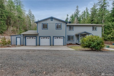 Poulsbo Single Family Home For Sale: 25442 Big Valley Rd NE