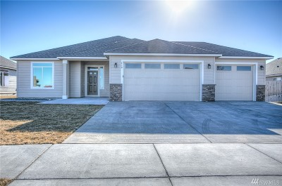 Moses Lake Single Family Home For Sale: 410 S Birch St