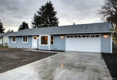 Marysville Single Family Home For Sale: 5523 92nd Place NE