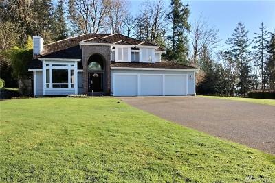 Gig Harbor Single Family Home Contingent: 12515 98th Av Ct NW