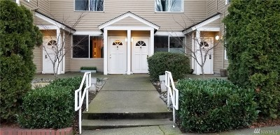 Seattle WA Condo/Townhouse For Sale: $380,000