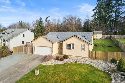 Graham WA Single Family Home For Sale: $329,990