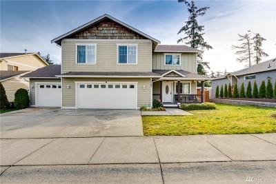 Oak Harbor Single Family Home Pending Inspection: 1583 SW Stremler St