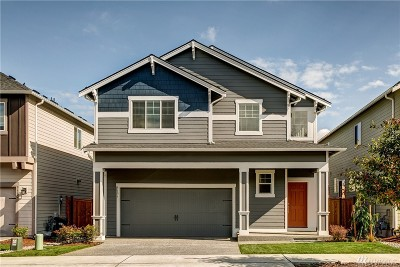 Lacey Single Family Home For Sale: 3108 Gladiator St NE #37